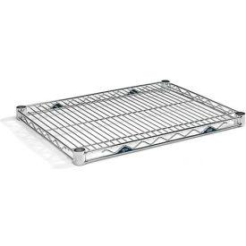 "Metro Extra Shelf For Open-Wire Shelving - 48X18"""