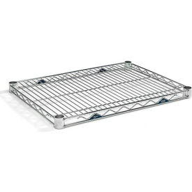 Metro Extra Shelf For Open-Wire Shelving - 48X14""