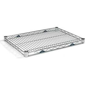 "Metro Extra Shelf For Open-Wire Shelving - 42X24"""