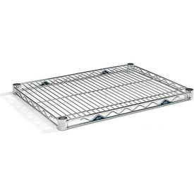 "Metro Extra Shelf For Open-Wire Shelving - 48""X24"""