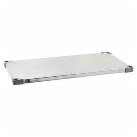 "Metro Corrosion-Resistant Shelving Components - 48""W X 24""D Shelf - Galvanized"