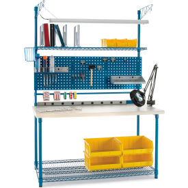 Relius Solutions Upper Cantilever Shelf Dividers For Technical Benches