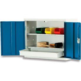 "Bott 15200282 Wall-Hung Shop Storage Cabinet - 29-1/2 X 13-3/4 X 23-5/8"""