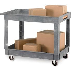 "Relius Solutions®  Economical Tray-Shelf Carts - 36""Wx24""D Shelf"