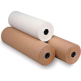 """Kraft Paper Roll, 40#, 20"""" x 900', 1 Roll"""