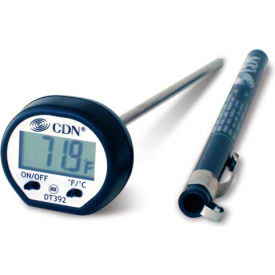 Proaccurate® Digital Thermometer With One-Button Operation, 1.5V Button Iec