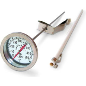 "CDN Insta-Read Long Stem Fry Thermometer 12"" by"