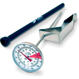 CDN ProAccurate® Insta-Read® Beverage & Frothing Thermometer 7 Stem