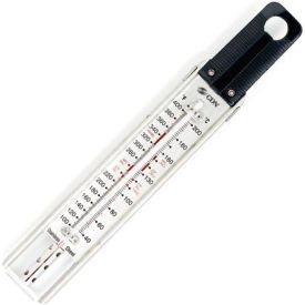 CDN Candy & Deep Fry Ruler Thermometer by