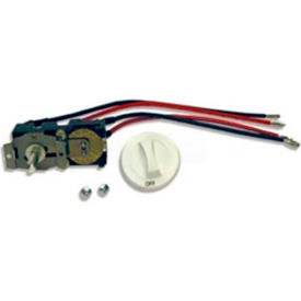 Cadet® Heater Mounted Thermostat Kit For C/CS/CT/CST Series CTT2W Double Pole 4 Wire