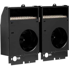 """Cadet Electric Fan-Forced Wall Heater Assembly CST402 240/208V 4000W 14-1/2""""L X 4""""W by"""