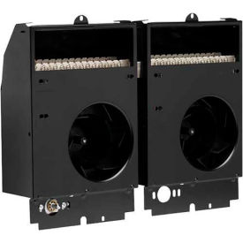 Cadet® Electric Fan-Forced Wall Heater Assembly With Thermostat CST408T 208V 4000W