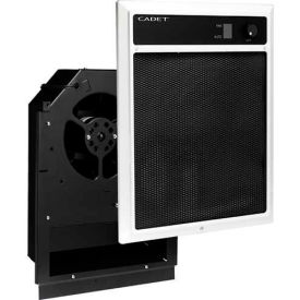 Cadet® In-Wall Fan-Forced Electric Heater NLW302TW 240V 3000 Watts 12.5 Amps