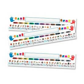 "Carson-Dellosa Quick Stick Nameplates, 17-1/2"" x 4"", 30/Pack by"
