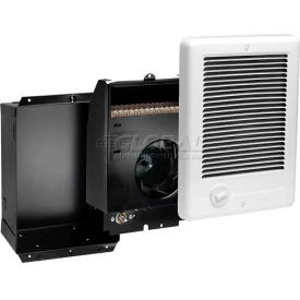 Cadet® ComPak Plus Fan-Forced In-Wall Fan Heater CSC101TW 120V 1000W
