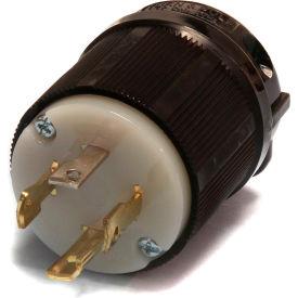Century® Twistlock Connector Plug NEMA L14-30P, 30A, 125/250V