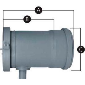 "InnoFlue® Horizontal Drain Fittings ISHDF06, 6"""