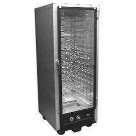 """Hotlogix Humidified Holding Cabinet/Heater Proofer-Logix2 Series, Undercounter, 5 18"""" X 26"""" Pans"""