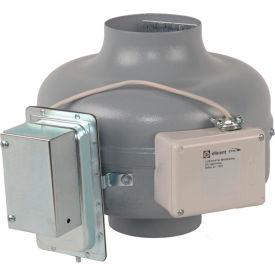 Continental Fan DVK100B-P Dryer Booster Kit w/ Pressure Switch