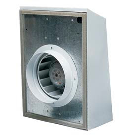 "Continental Fan EXT100B External Duct Fan Mount 4"" 177 CFM"