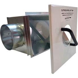exhaust fans in line duct continental fan lt100 lint