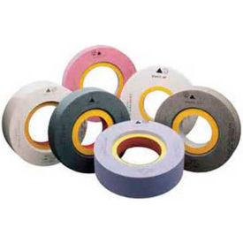 "CGW Abrasives 37734 Centerless Grinding Wheel 7"" x 1"" x 1-1/4"" Type 5 60 Grit Aluminum Oxide - Pkg Qty 10"