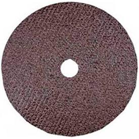 """CGW Abrasives 48006 Resin Fibre Disc 4"""" DIA 80 Grit Aluminum Oxide - Pkg Qty 25"""