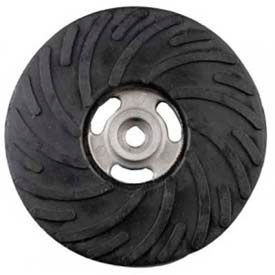"""CGW Abrasives 48221 Air-Cooled Rubber Back-Up Pads 5""""x5/8-11"""""""