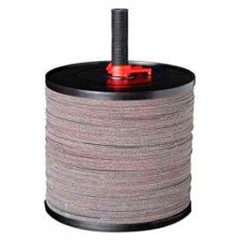 """CGW Abrasives 48503 Resin Fibre Disc 4-1/2"""" DIA 50 Grit Aluminum Oxide - Pkg Qty 100"""