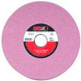 "CGW Abrasives 59011 Ruby Surface Grinding Wheels, R/1-3 X 1/2 8"" 60 Grit Aluminum Oxide - Pkg Qty 10"