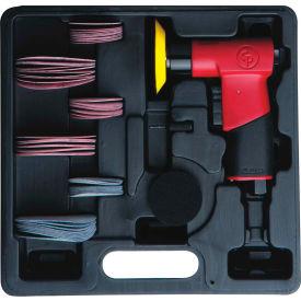 "Chicago Pneumatic CP7200S, Mini Pistol Random Orbital Sander, 2"" And 3"" Hook & Loop Pads, 15000 RPM"