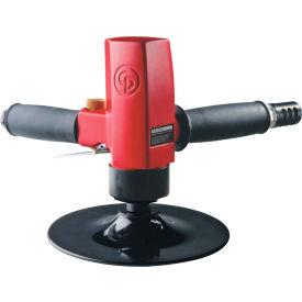 """Chicago Pneumatic CP7265S, 7"""" Heavy Duty Vertical Sander, 5000 RPM, 3/8"""" Hose ID,... by"""