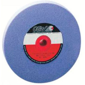 "CGW Abrasives 34342 Az Cool Blue Surface Grinding Wheels 7"" 46 Grit Aluminum Oxide - Pkg Qty 10"