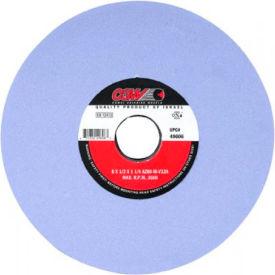 "CGW Abrasives 34352 Az Cool Blue Surface Grinding Wheels 8"" 46 Grit Aluminum Oxide - Pkg Qty 10"