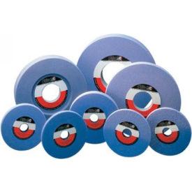 "CGW Abrasives 34366 Ruby Aluminum Oxide Surface Grinding Wheels 7"" 46 Grit Aluminum Oxide - Pkg Qty 10"