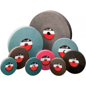 "CGW Abrasives 35017 Bench & Pedestal Grinding Wheel 6"" x 1"" x 1 "" 24 Grit Aluminum Oxide - Pkg Qty 10"