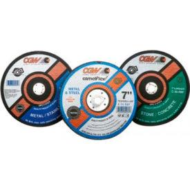 "CGW Abrasives 37573 Cut-Off Wheel 7"" x 5/8"" 60 Grit Type 1 Aluminum Oxide - Pkg Qty 25"