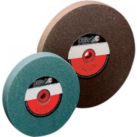 "CGW Abrasives 38515 Bench & Pedestal Grinding Wheel 7"" x 1"" x 1 "" 100 Grit Silicon Carbide"