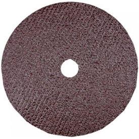 """CGW Abrasives 48039 Resin Fibre Disc 7"""" DIA 180 Grit Aluminum Oxide - Pkg Qty 25"""