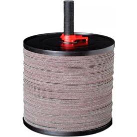 """CGW Abrasives 48535 Resin Fibre Disc 5"""" DIA 50 Grit Aluminum Oxide - Pkg Qty 100"""