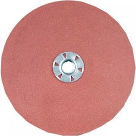"""CGW Abrasives 48711 Resin Fibre Disc 4-1/2"""" DIA 24 Grit Aluminum Oxide - Pkg Qty 25"""