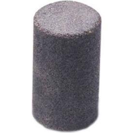 "GCW Abrasives Plug Flat Tip  1-1/2"" x 3"" - 3/8–24 Shank, 16, Pink - Pkg Qty 10"