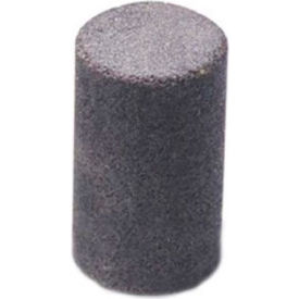 "GCW Abrasives Plug Flat Tip  2"" x 3"" - 5/8-11 Shank, 16, Pink - Pkg Qty 10"