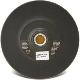 "CGW Abrasives 49536 Hook and Loop Backing Pads 7""x5/8-11"""