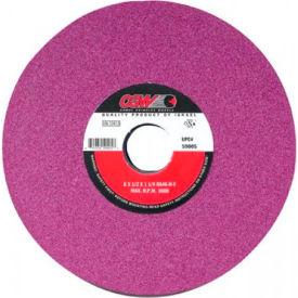 "CGW Abrasives 59007 Ruby Surface Grinding Wheels 8"" 60 Grit Aluminum Oxide - Pkg Qty 10"