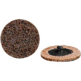 """CGW Abrasives 59507 Quick Change Discs 3"""" Medium Grit Aluminum Oxide - Pkg Qty 25"""