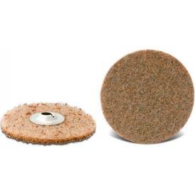 """CGW Abrasives 59612 Quick Change Discs 2"""" Very Fine Grit Aluminum Oxide - Pkg Qty 50"""