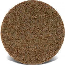 "CGW Abrasives 70007 Surface Conditioning Discs, Hook & Loop 4-1/2"" Medium Grit Aluminum Oxide - Pkg Qty 10"