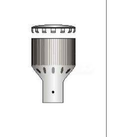 Chrome Plated Metal Lens Cap