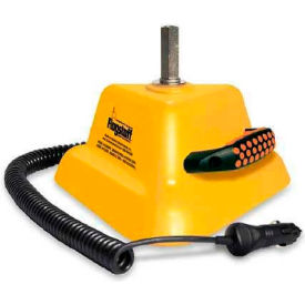 Magnetic Mount Base w/ Handle and Coiled Power Cord w/ Lighter Plug